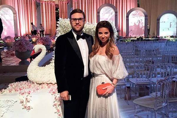 Эксклюзив HELLO!: свадьба и венчание Галины Юдашкиной и 41