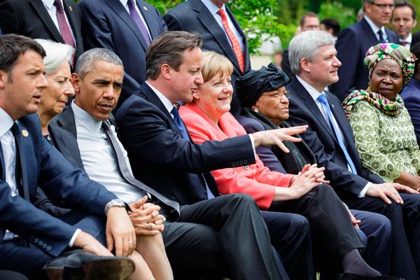 О чем договорились на саммите G7