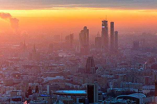 В центре Москвы построят гостиницу
