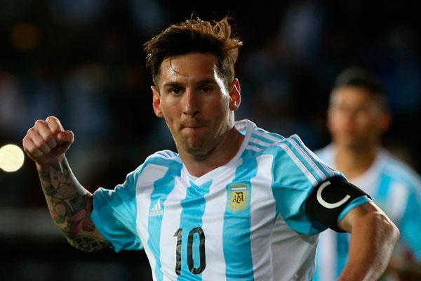 Месси устроил скандал на Кубке Америки