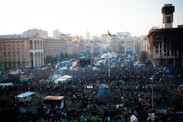 Сколько стоил США Майдан
