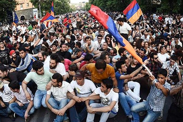 Кому нужен Энергомайдан в Армении