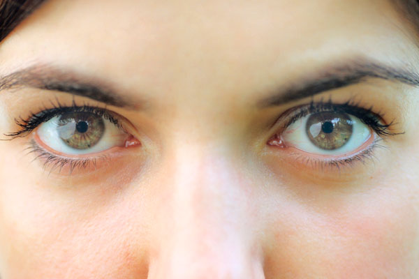 фото глаза человека