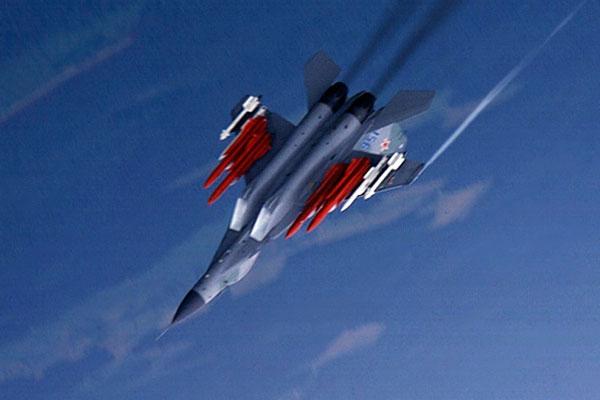 На Кубани вдребезги разбился МиГ-29