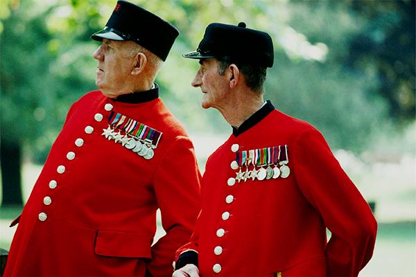 Пожилых британцев лишают гигиены