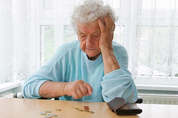 В США голодают 8 миллионов пожилых