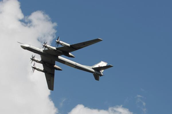 Найдено тело летчика Ту-95