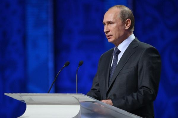 Путин о проблемах России