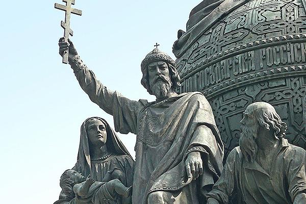 Князь Владимир: от зверя к человеку