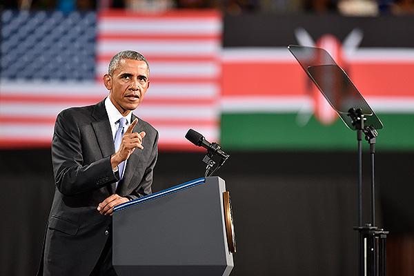 Обама мечтает о конце своего срока