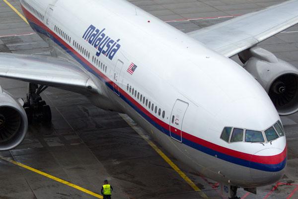 Пропавший Boeing ищут под землей