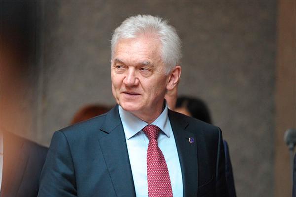 Тимченко переехал на виллу Хрущева