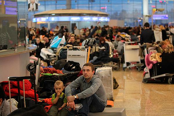Россияне массово сдают путевки