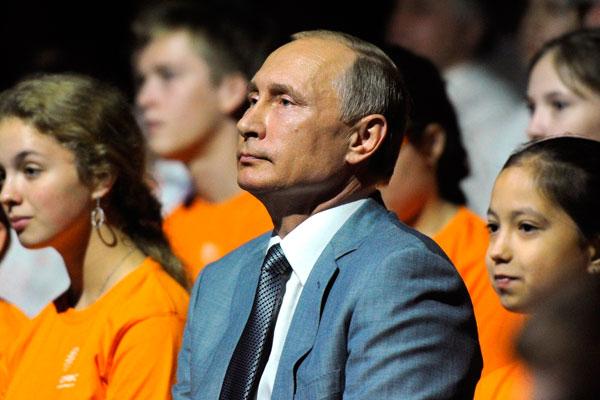 Путин рассказал школьнику