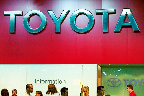 Toyota создает умное авто