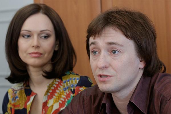 Ирина и Сергей Безруковы. Фото: GLOBAL LOOK press/Nikolay Titov