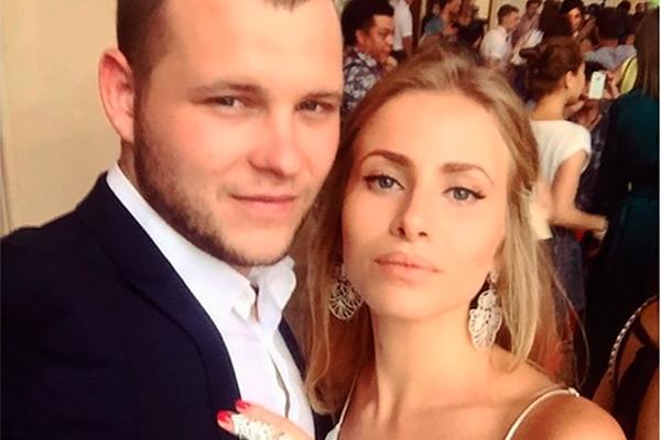 сергей бондарчук фото младший с женой