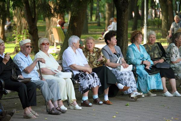 Пенсионеры доверяют Путину