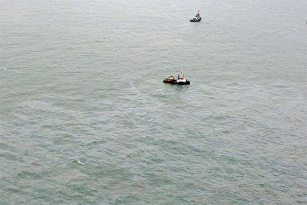 Танкер с россиянами тонет в Баренцевом море