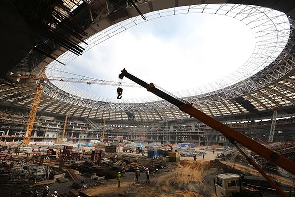 Стадионы ЧМ-2018 получили имена