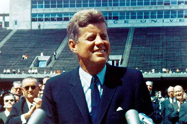 an analysis of the actions of president kennedy as president in america In president john f kennedy's speech, kennedy effectively uses the rhetorical strategy cause and effect to successfully present his argument that steel companies have wronged the american people from unnecessary rises in.