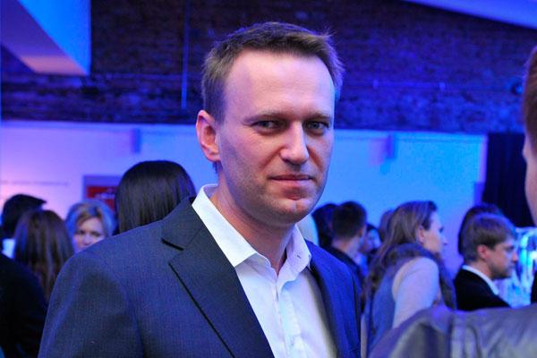 Навальный предпринял попытку бегства