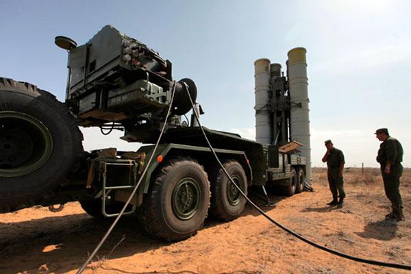 С-400 закрыли сирийское небо для НАТО