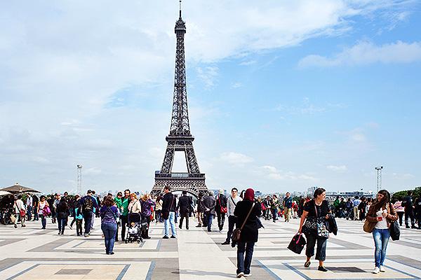 Франция отменит визы для россиян