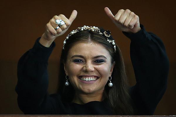 Алина Кабаева. Фото: Валерий Шарифулин/ТАСС