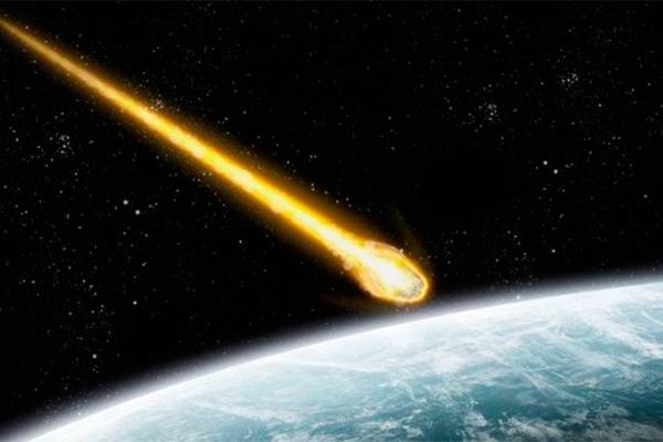 На Землю надвигаются метеориты