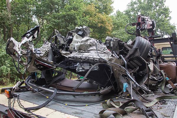 Очевидцы в ужасе от аварии в Москве