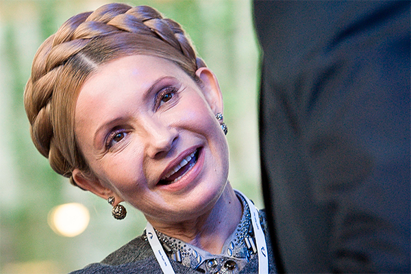 Тимошенко ездила на угнанном Mercedes