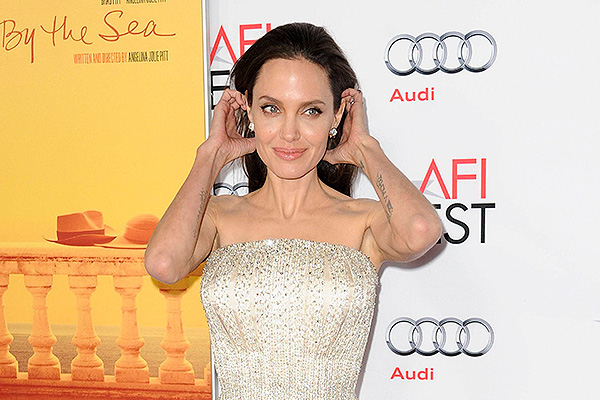 Анджелина Джоли. Фото: GLOBAL LOOK press\imago stock&people