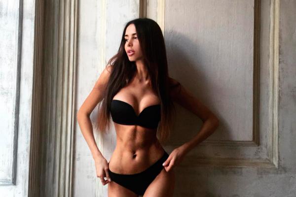 Анастасия Решетова. Фото: instagram.com/volkonskaya_reshetova