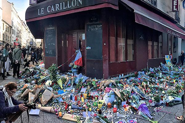 Кто спонсировал теракты во Франции