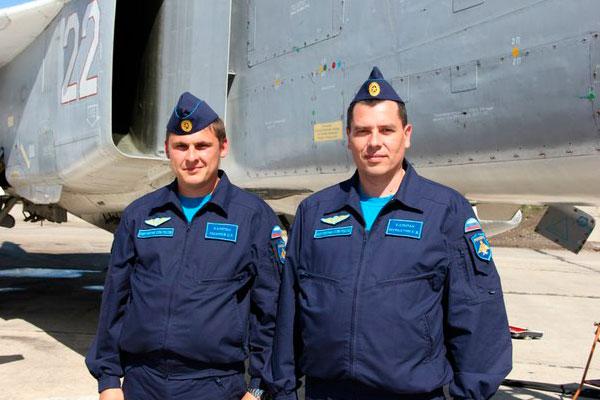 Как спасали штурмана сбитого Су-24