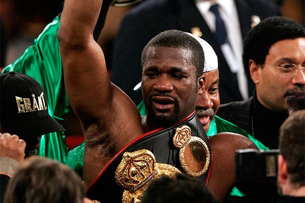 Убит бывший чемпион мира по боксу
