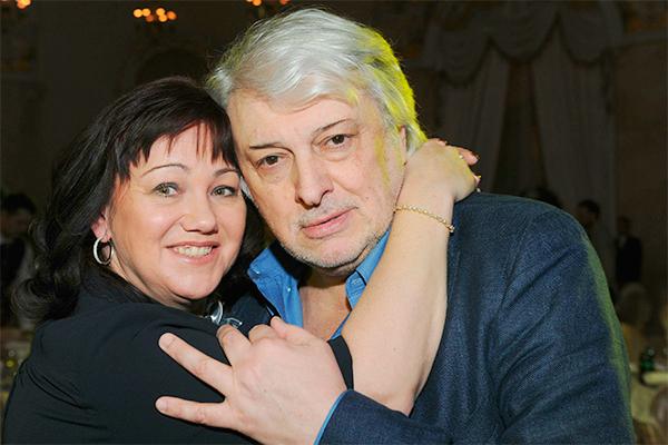 Вячесалав и ирина Добрынины. Фото: GLOBAL LOOK press/Anatoly Lomohov