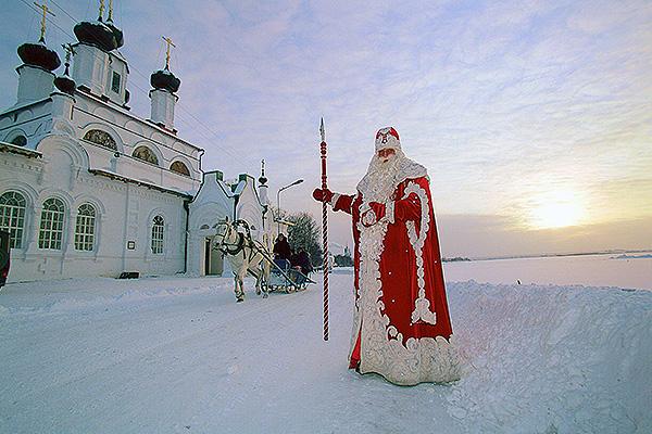 Куда отправятся россияне на Новый год