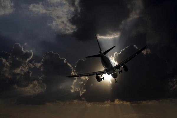 При крушении рейса FZ-981 наблюдалась аномалия