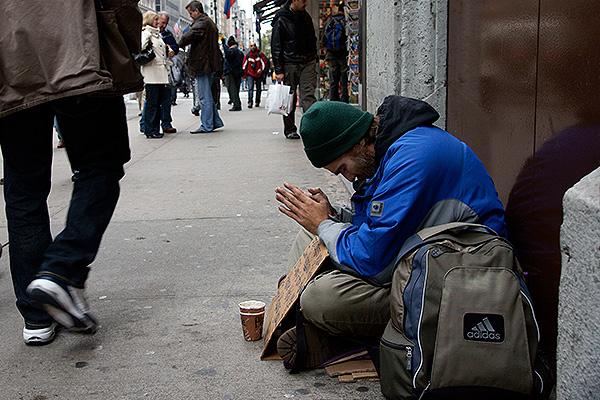 США теряют средний класс