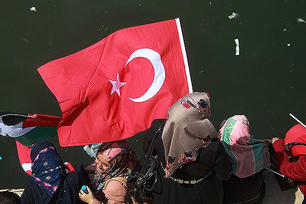 Турция лизнула США в одно место