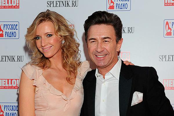 Виола и Валерий Сюткины. Фото: GLOBAL LOOK press\Pravda Komsomolskaya