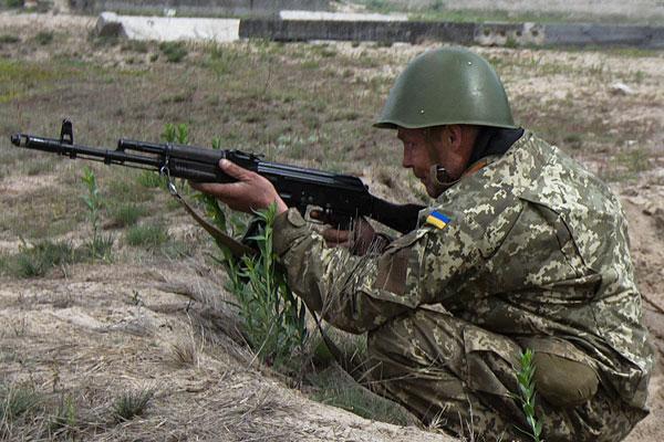 Киев отправил в Донбасс турецких наемников