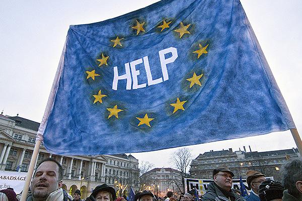 Как в Кельне рухнула мечта Европы