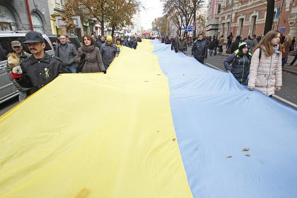 С чем Украина вступила в новый год