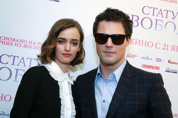 Ольга Зуева и Данила Козловский. Фото: Вячеслав Прокофьев/ТАСС