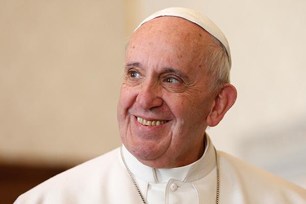 Папа Римский назвал Сеть даром Бога