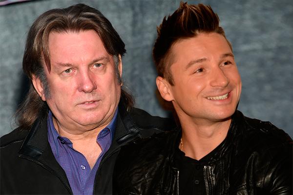 Юрий Лоза и Сергей Лазарев. Фото: Дни.Ру