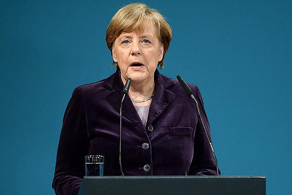 У Меркель истекает время